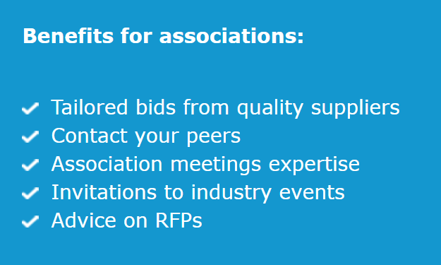 ICCA Benefits for associations